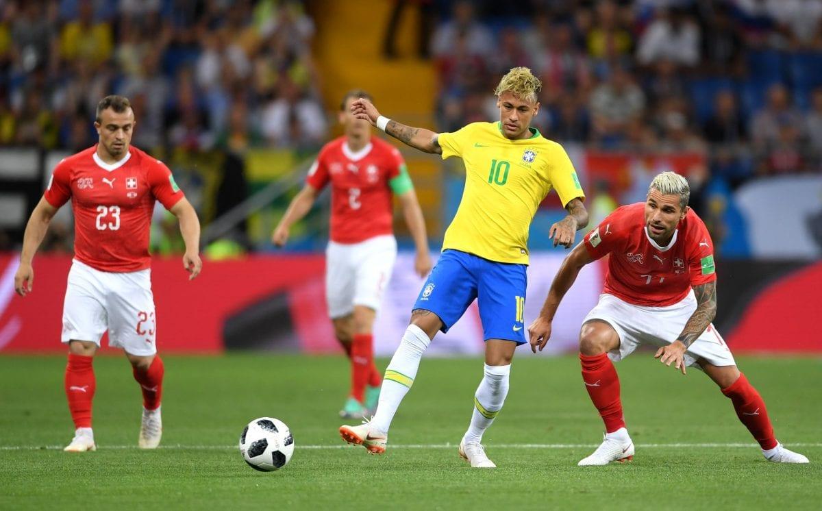 ברזיל, שוויץ, ניימאר