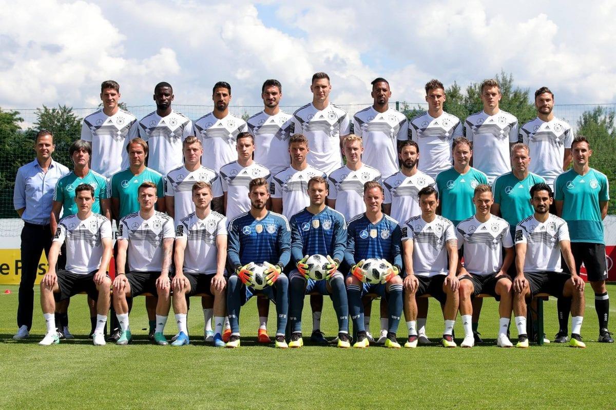 נבחרת גרמניה 2018