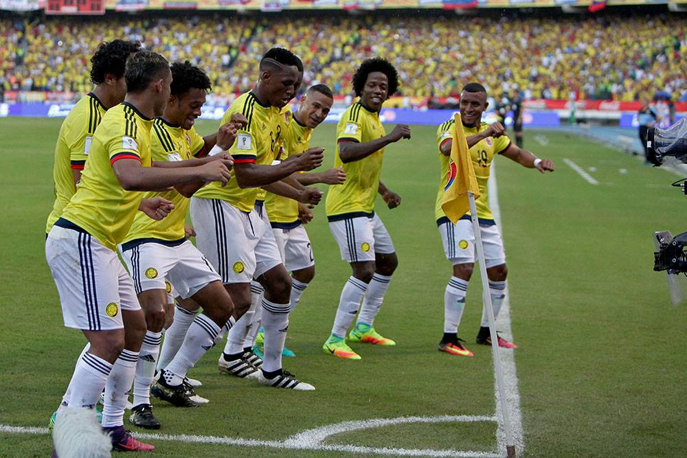 קולומביה רוקדת