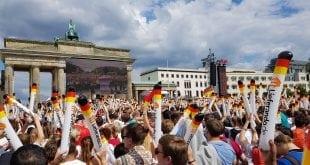 גרמניה, קהל, אוהדים