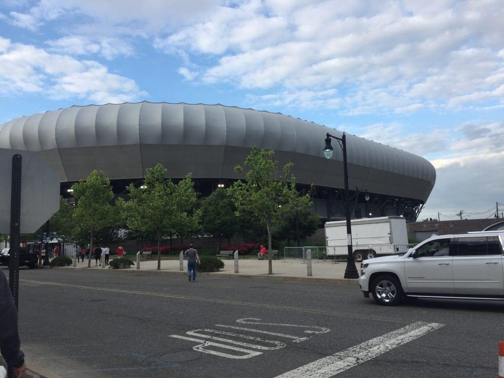 אצטדיון רדבולסארנה ניו יורק