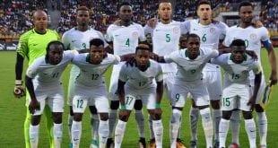נבחרת ניגריה, הרכב