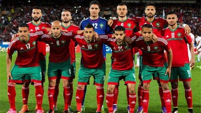 נבחרת מרוקו