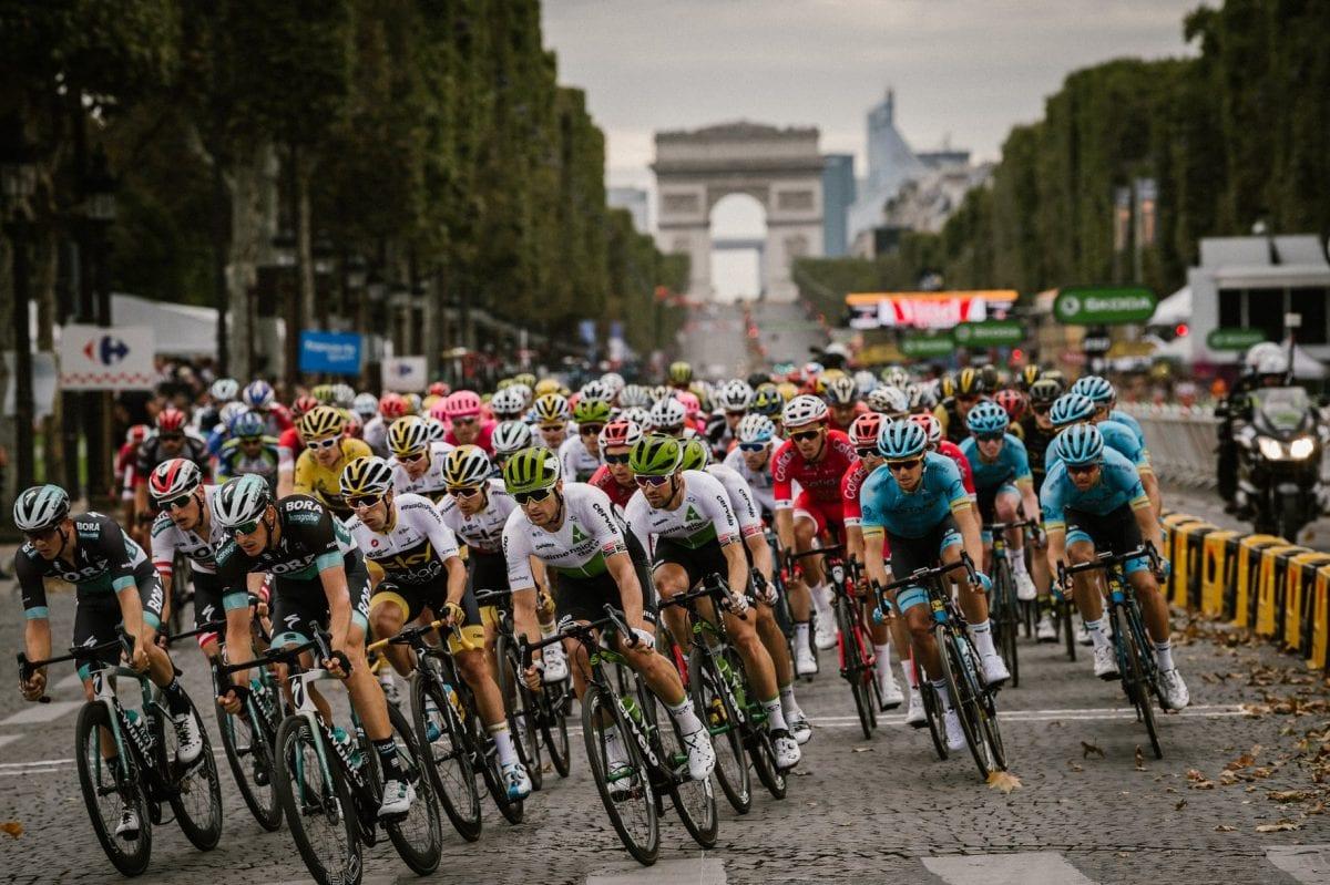 אופניים, טור דה פראנס 2018