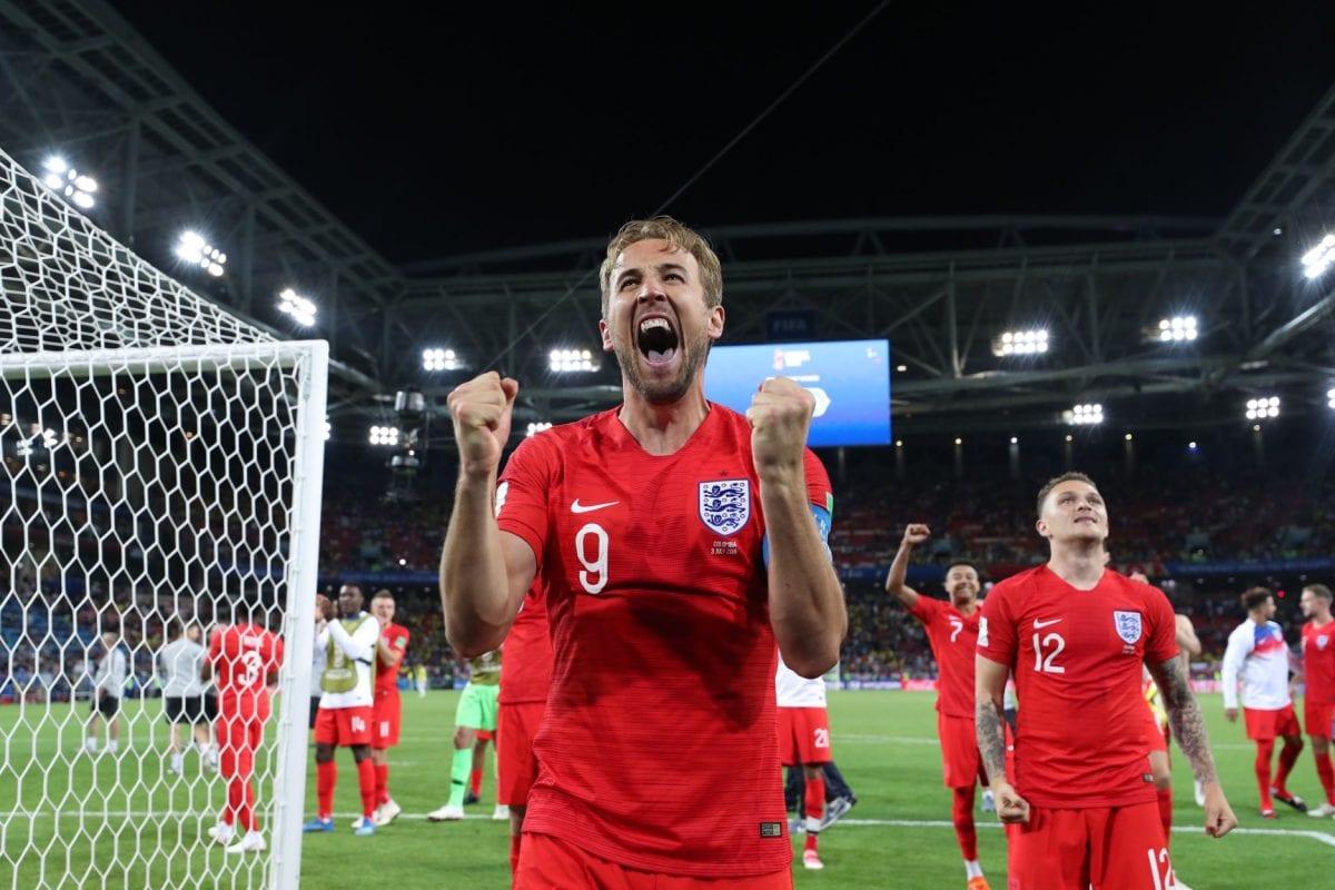הארי קיין, נבחרת אנגליה
