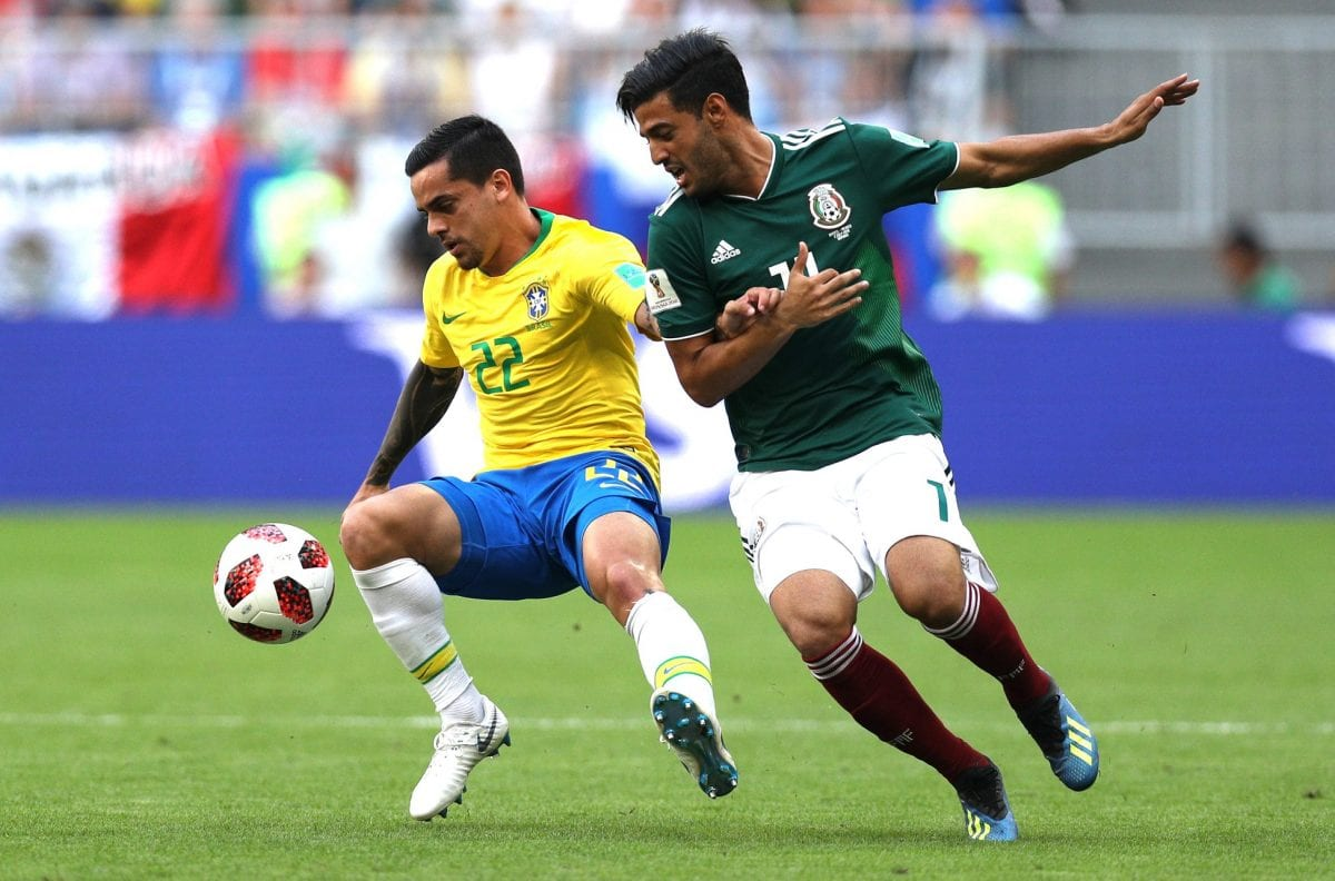 מקסיקו ברזיל