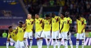 נבחרת קולומביה 2018