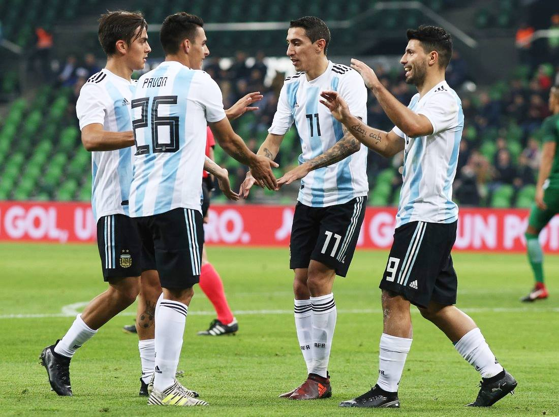 ארגנטינה חוגגת