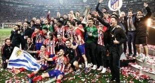 אתלטיקו מדריד, ליגה אירופאית