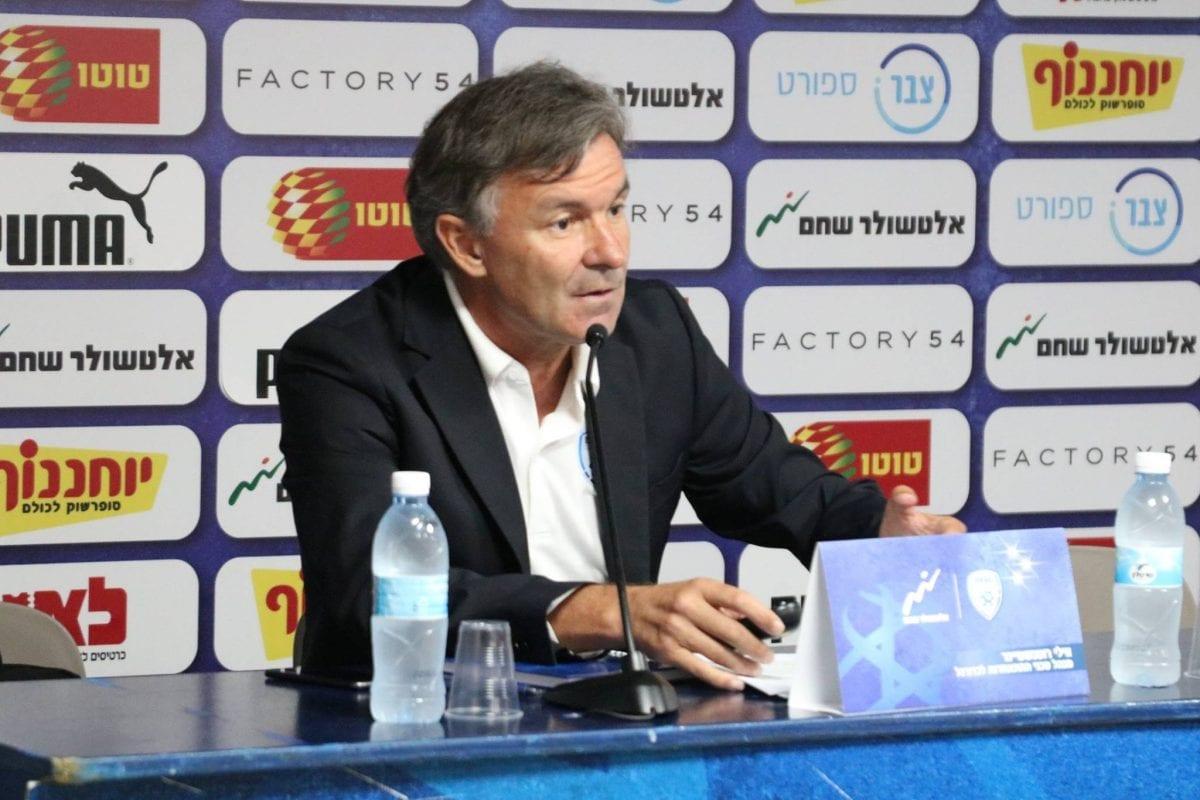 נבחרת ישראל, המנהל הטכני של ההתאחדות לכדורגל, וילי רוטנשטיינר