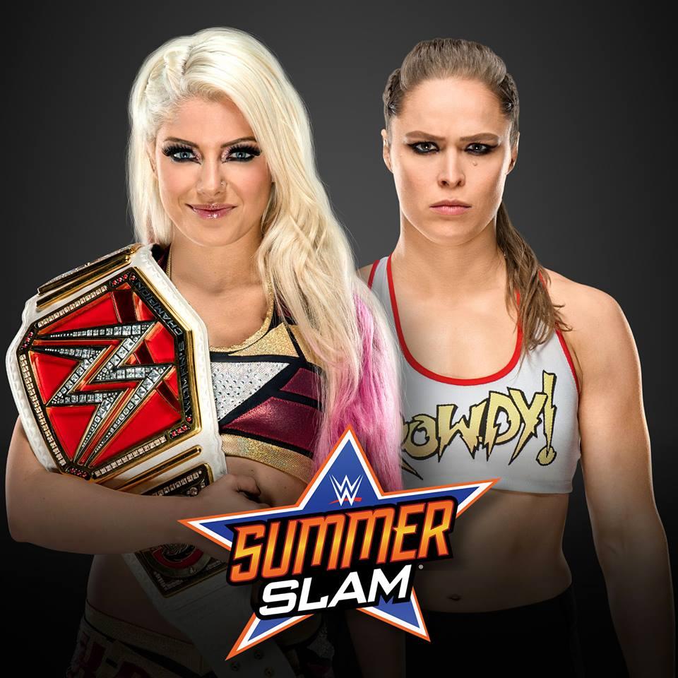ראוזי WWE