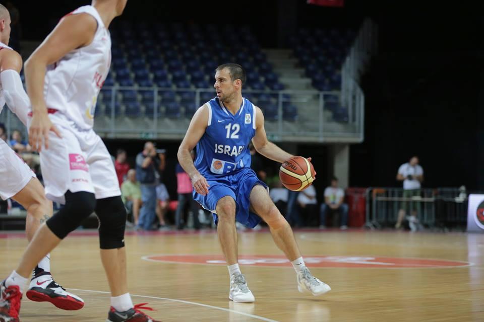 יותם הלפרין, נבחרת ישראל