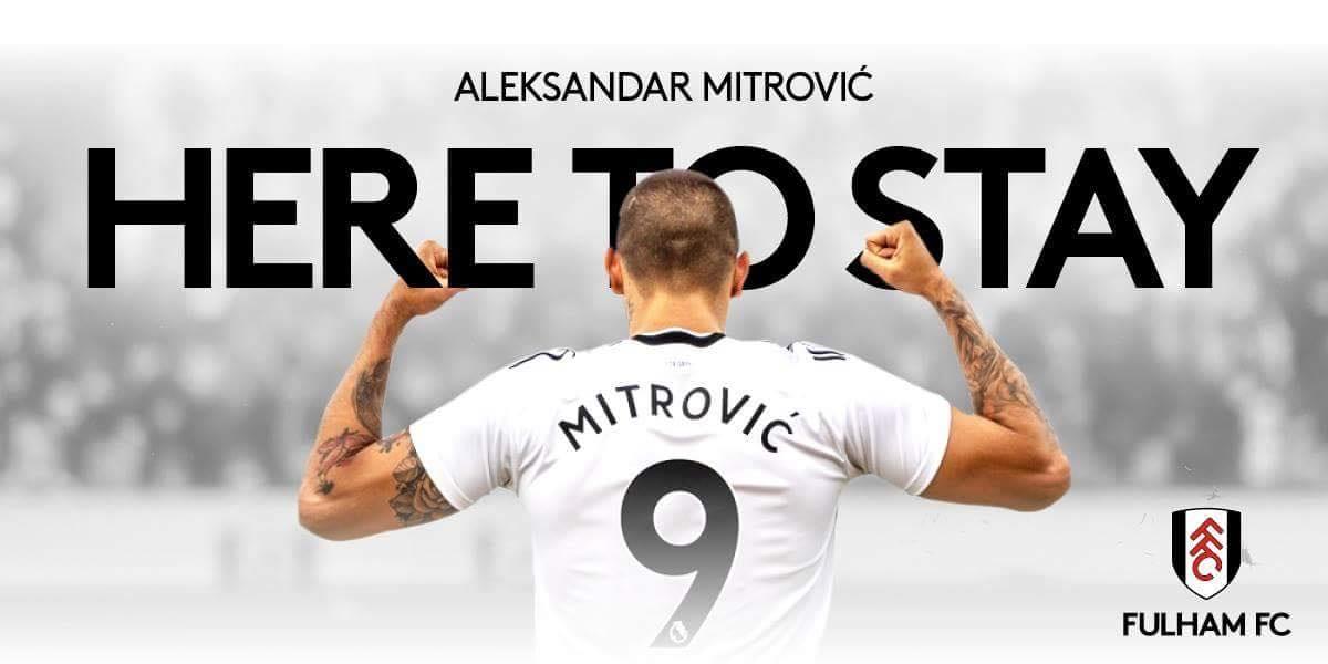 Aleksandar Mitrović אלכסנדר מיטרוביץ'