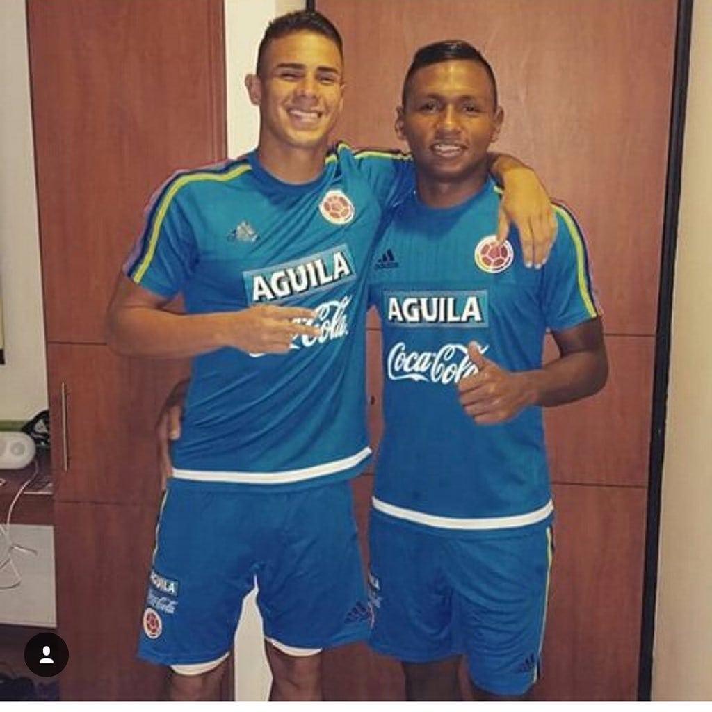 מורלוס , נבחרת קולומביה