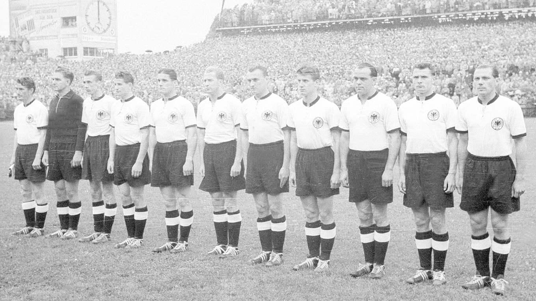 נבחרת מערב גרמניה 1954