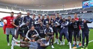 נבחרת צרפת 2018