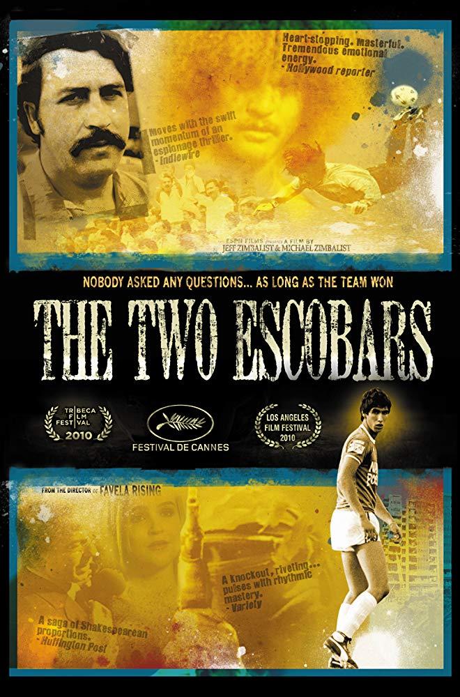 the two escobar, פאבלו אסקובר, אנדראס אסקובר, קולומביה