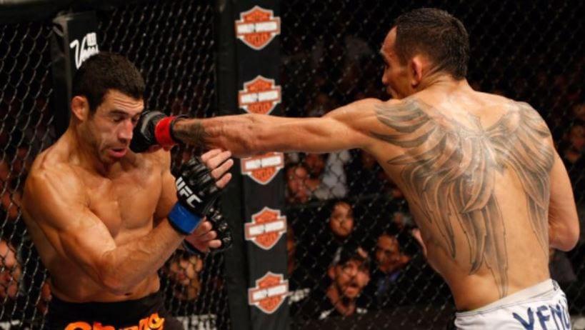 טוני פרגוסון אל קוקוי, MMA