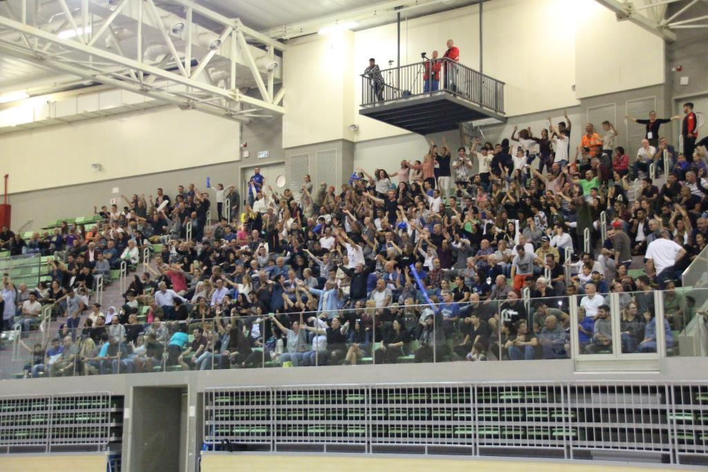קהל נבחרת ישראל חרשים