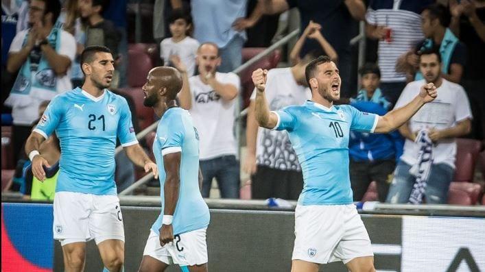 נבחרת ישראל מול אלבניה, תומר חמד