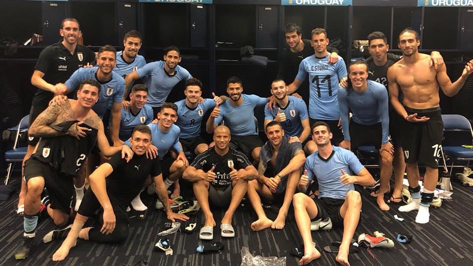 נבחרת אורוגוואי