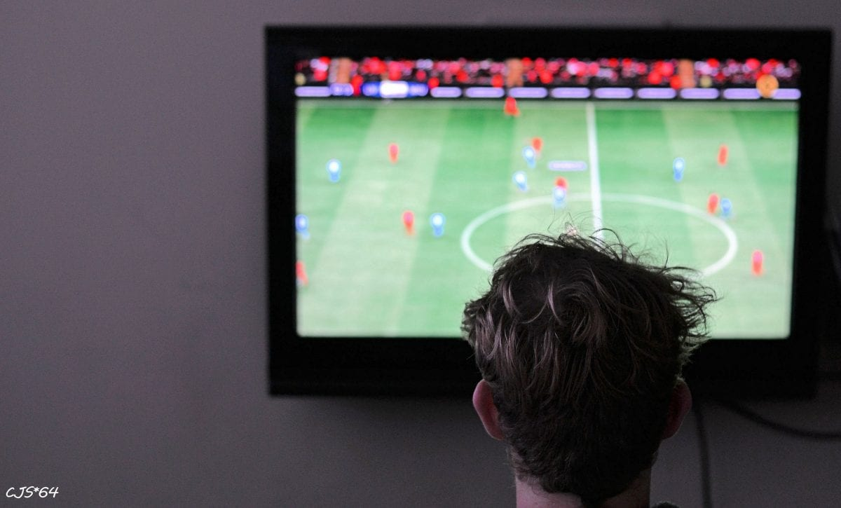 כדורגל בטלוויזיה