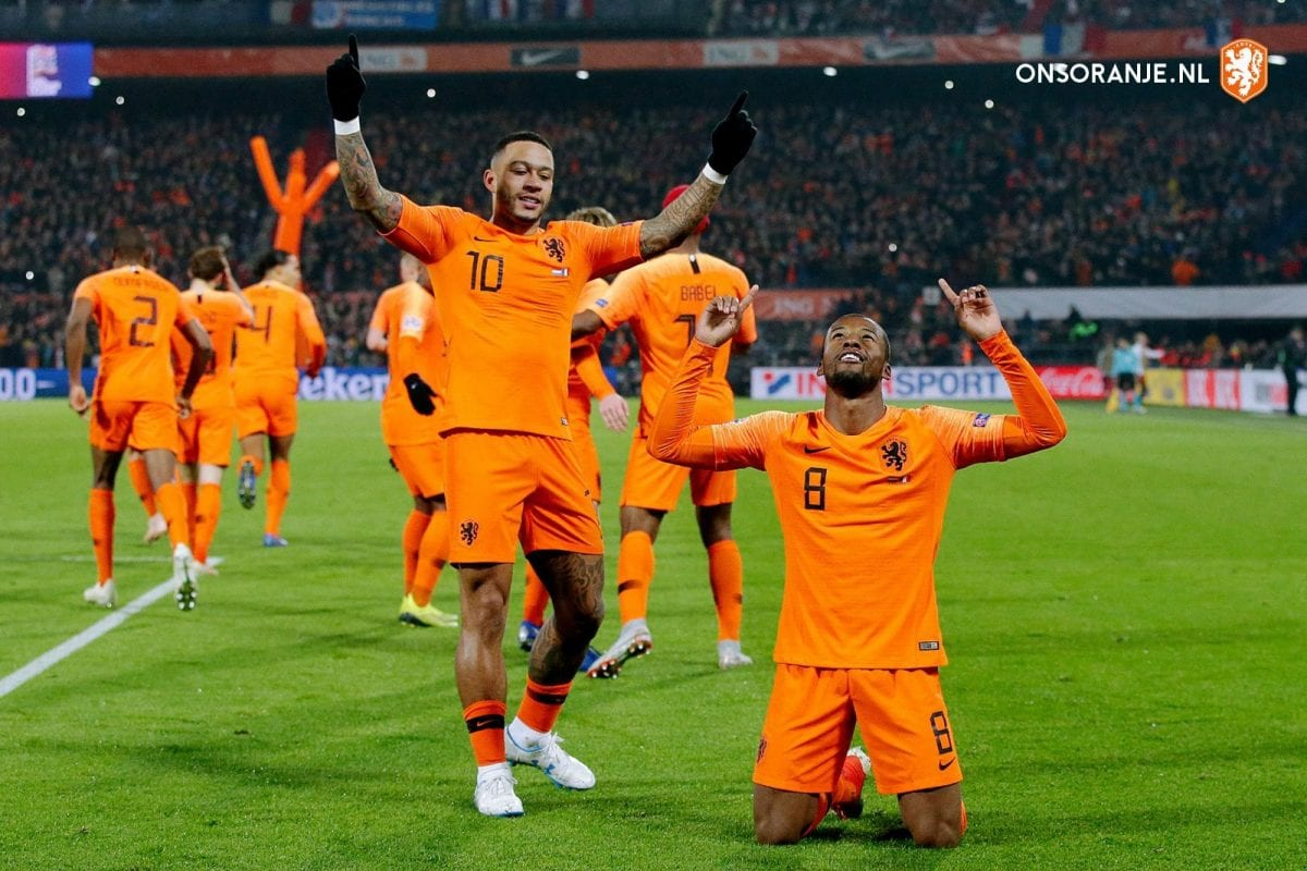 הולנד חגיגות