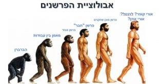 אבולוציית הפרשנים - פרק 102