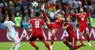 נבחרת איראן