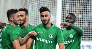 מכבי חיפה, מוחמד עוואד