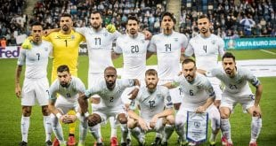 נבחרת ישראל נגד אוסטריה