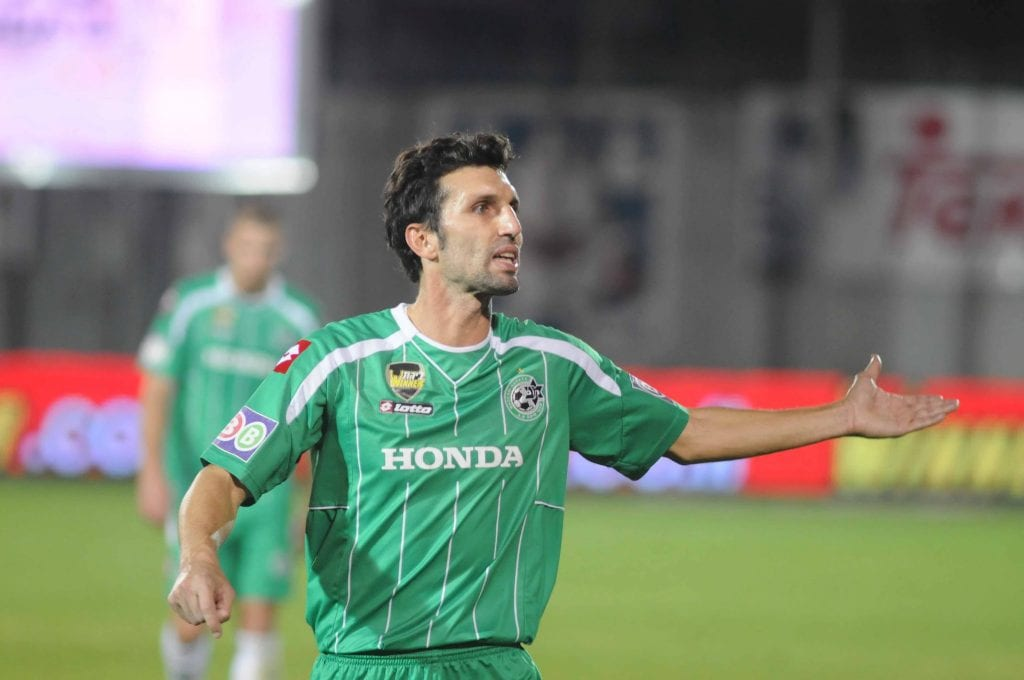 אריק בנאדו, מכבי חיפה
