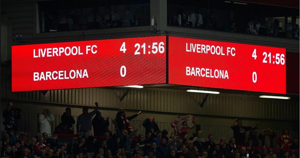 ליברפול ברצלונה