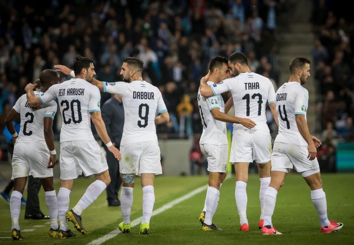 נבחרת ישראל 2019