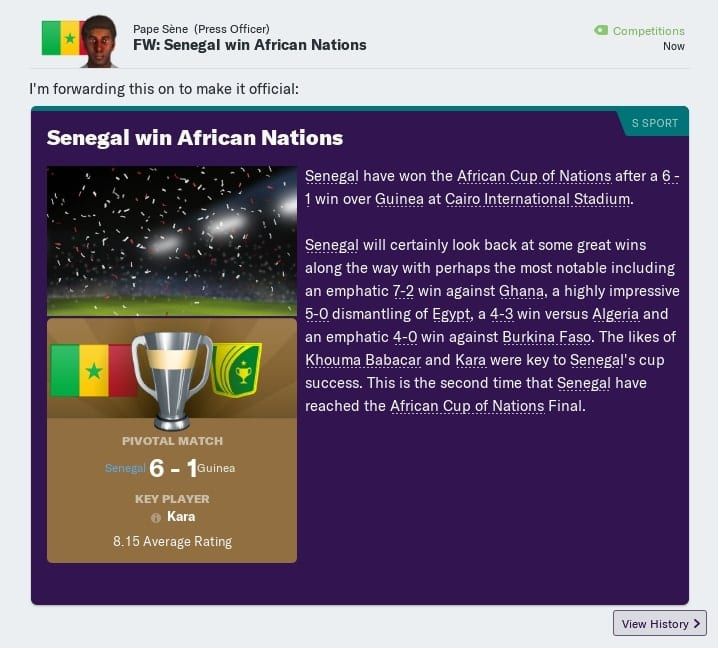 אליפות אפריקה
