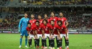נבחרת מצרים