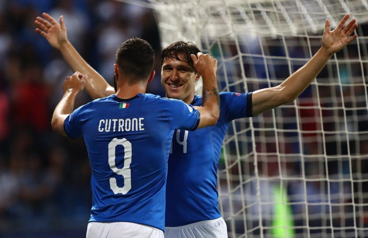 נבחרת איטליה הצעירה U21