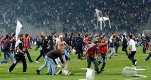אלימות בספורט