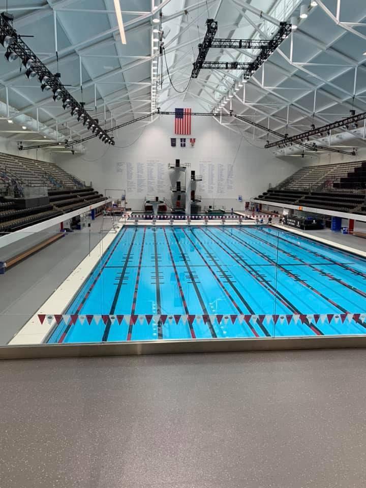 בריכת שחייה מכללות ארצות הברית