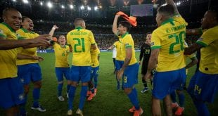 נבחרת ברזיל זוכת קופה אמריקה 2019