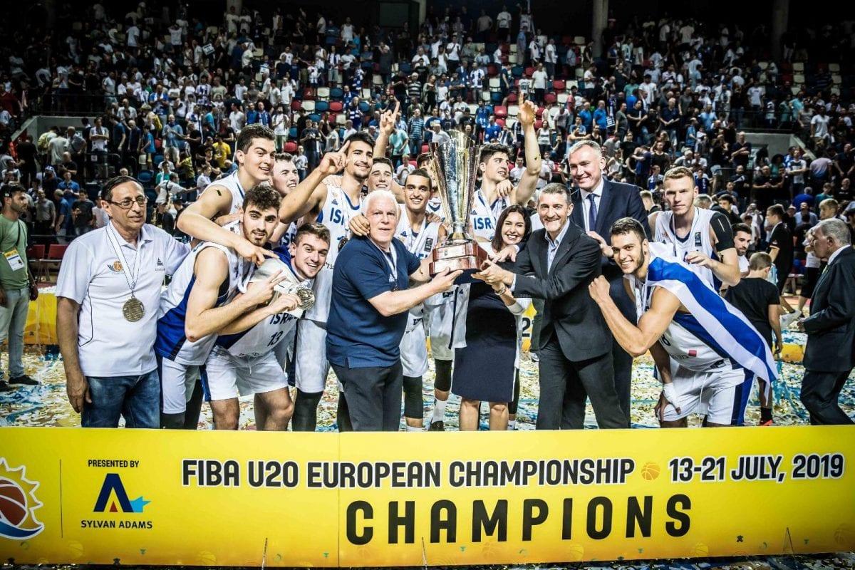 נבחרת העתודה 2019, אלופת אירופה