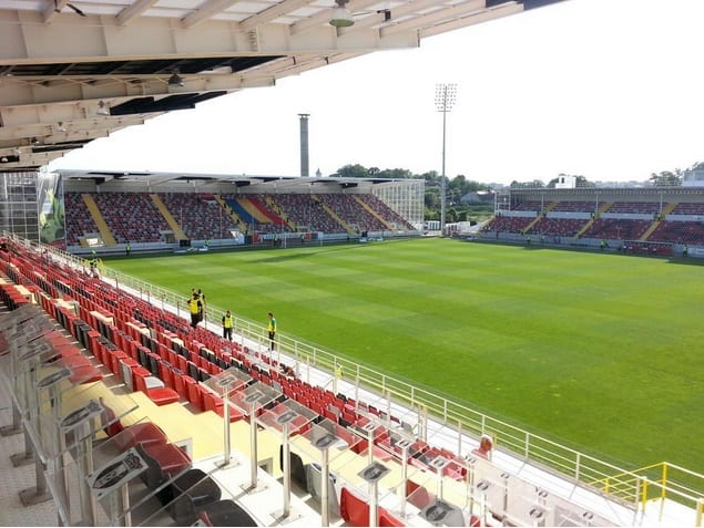 Astra Giurgiu Stadion