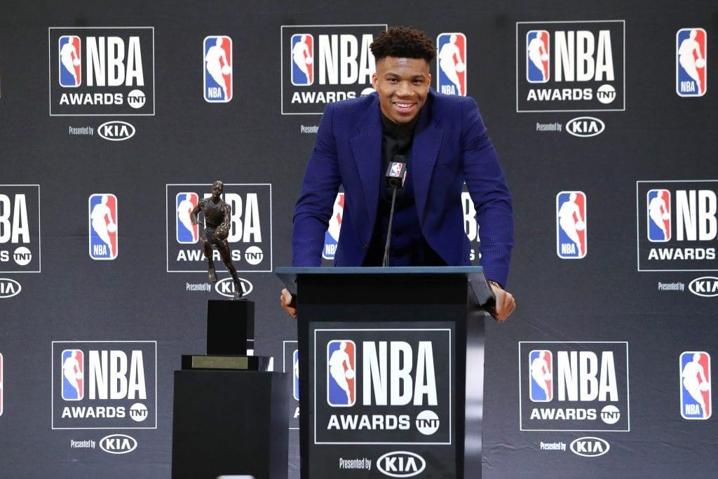 יאניס MVP