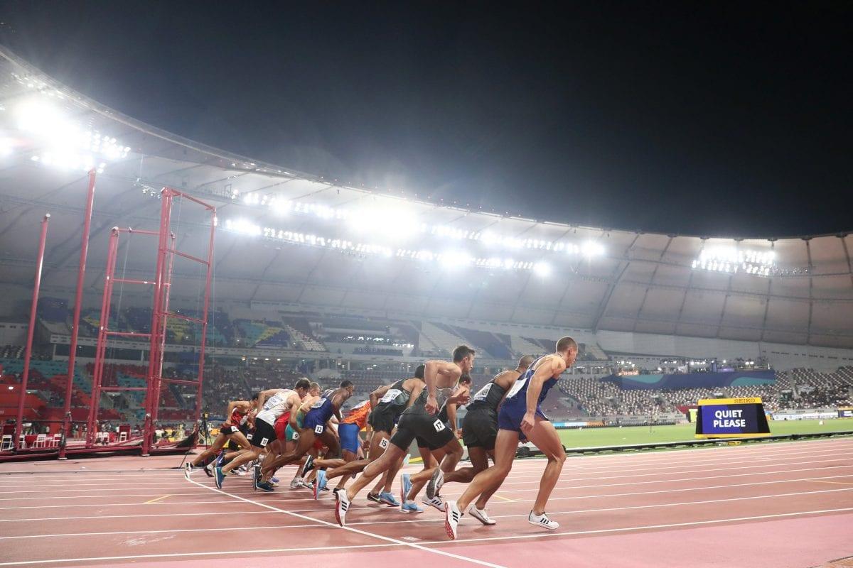 קרב 10, אליפות העולם בקטאר, ריצת 1500 מטר