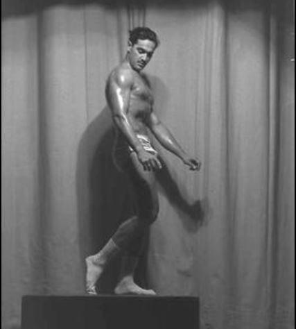 רפאל הלפרין פיתוח גוף