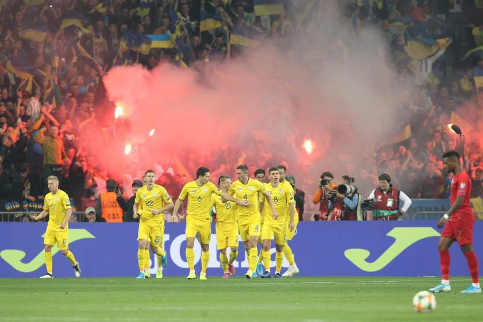 נבחרת אוקראינה