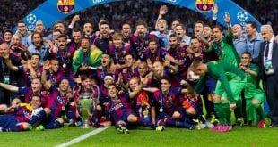 ברצלונה 2014-2015