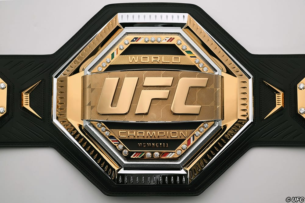 חגורת UFC