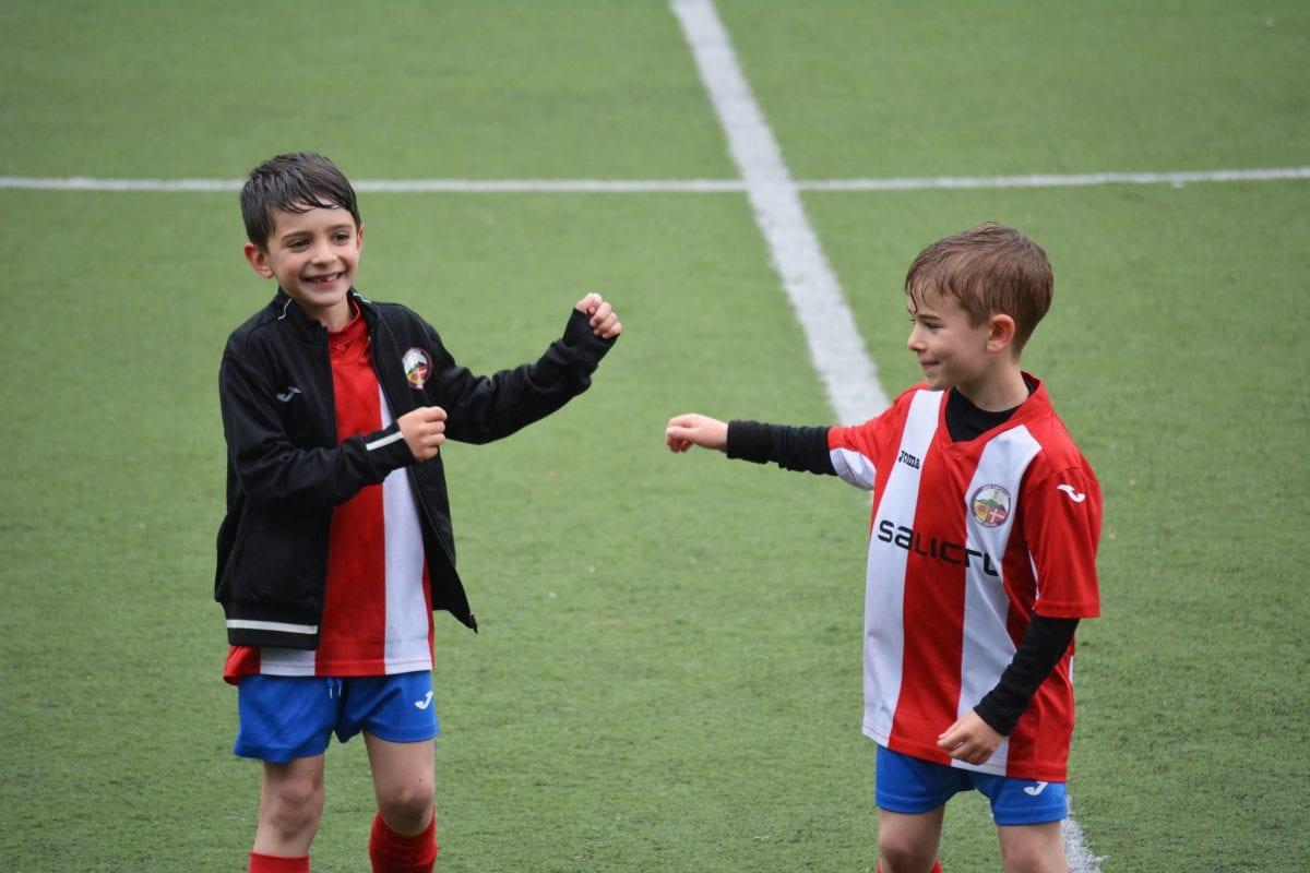 כדורגל ילדים