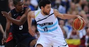נבחרת ארגנטינה, נבחרת ארהב
